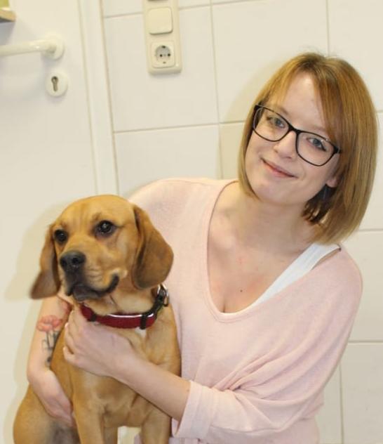 Jessica Christ - Tierpflegerin